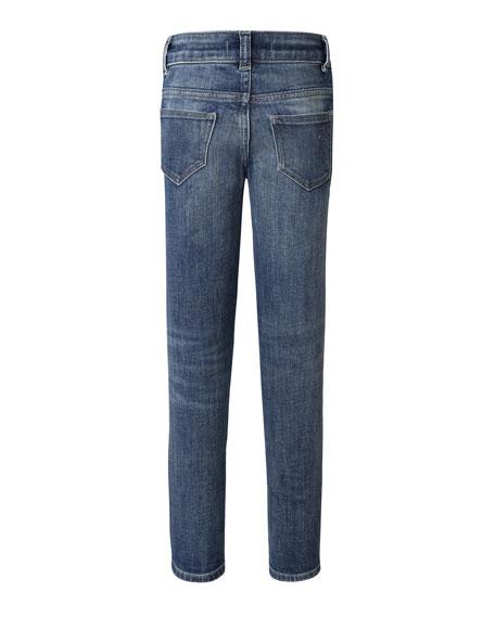 DL1961 Premium Denim Boys' Zane Super Skinny Jeans, Size 2-7
