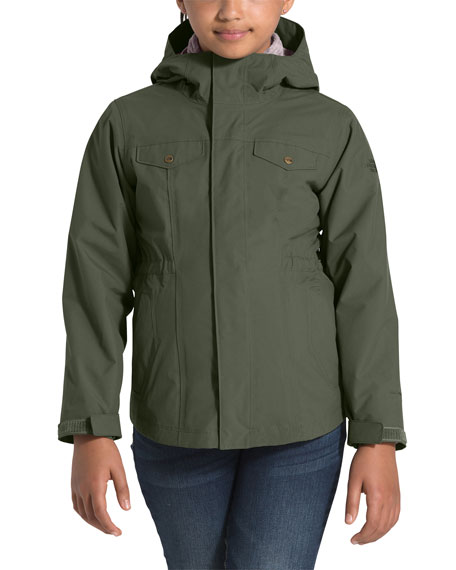 Image 2 of 4: The North Face Girls' Osolita Triclimate Jacket, Size