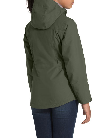 Image 3 of 4: The North Face Girls' Osolita Triclimate Jacket, Size