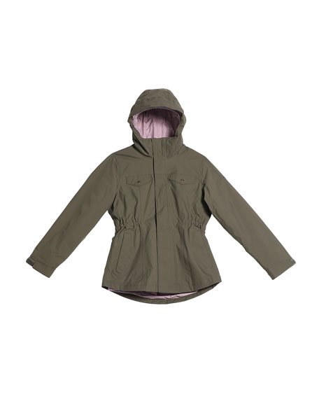 Image 1 of 4: The North Face Girls' Osolita Triclimate Jacket, Size