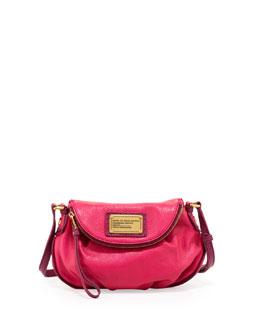 MARC by Marc Jacobs Natasha Mini Tonal Crossbody Bag, Pop Pink
