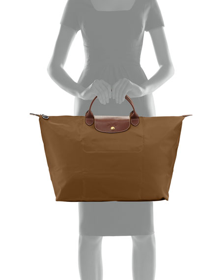 Le Pliage Large Travel Tote Bag