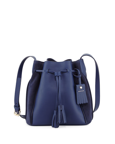Longchamp Penelope Fantaisie Bucket Bag