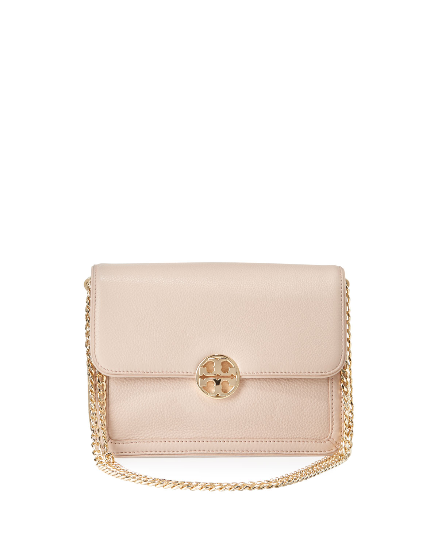 49422a3f398 Tory Burch Duet Chain Convertible Shoulder Bag