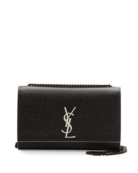 Saint Laurent Kate Monogram Medium Chain Bag