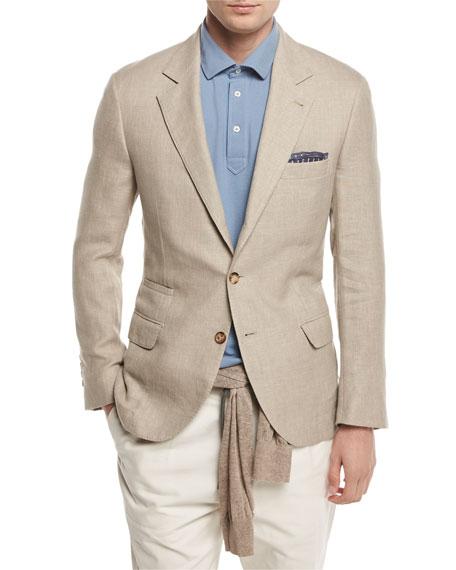 Brunello Cucinelli Sweatshirt, Sport Jacket, & Polo Shirt
