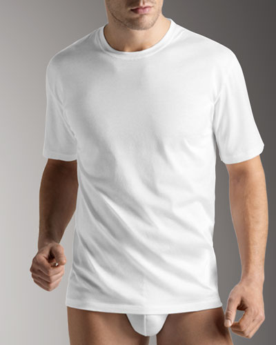 Hanro Cotton Sport T-Shirt