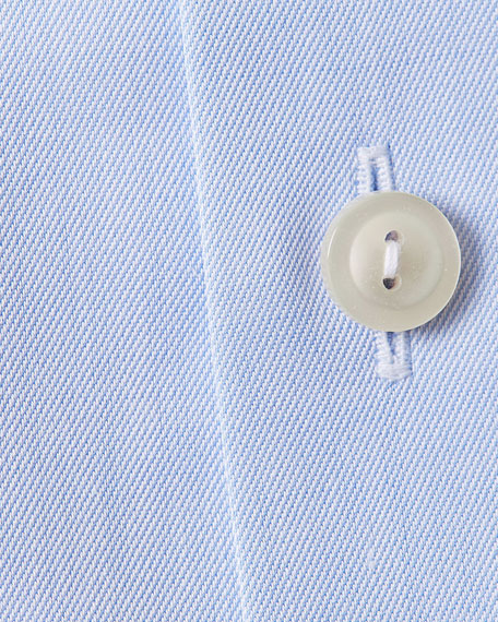Image 3 of 3: Eton Slim-Fit Twill Dress Shirt