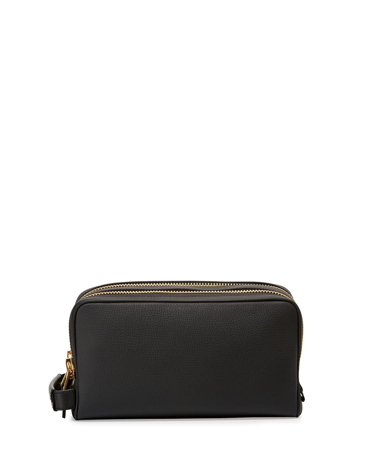 b85ccbfd5412 TOM FORD Double-Zip Leather Toiletry Case