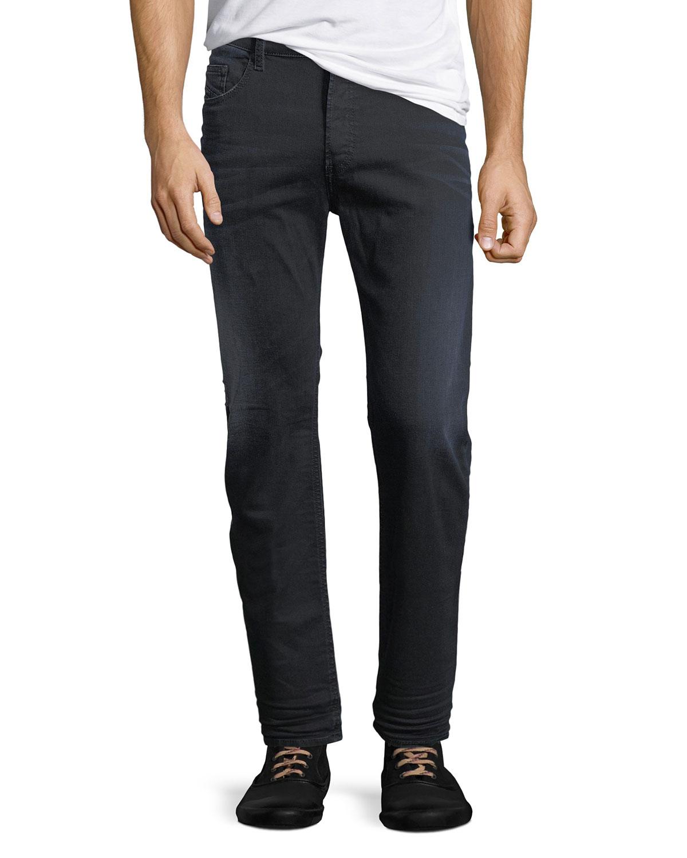 c3988b6f Diesel Jifer 0679R Slim-Straight Jeans, Black | Neiman Marcus