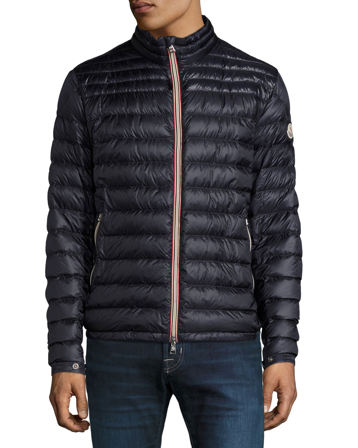 Moncler Daniel Quilted Puffer Jacket | Neiman Marcus