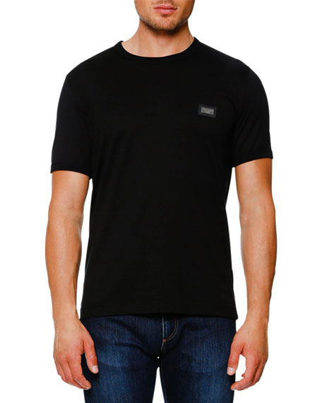 Logo Placket T-Shirt