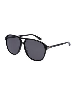 e2701ad69b Men s Designer Sunglasses   Aviators at Neiman Marcus