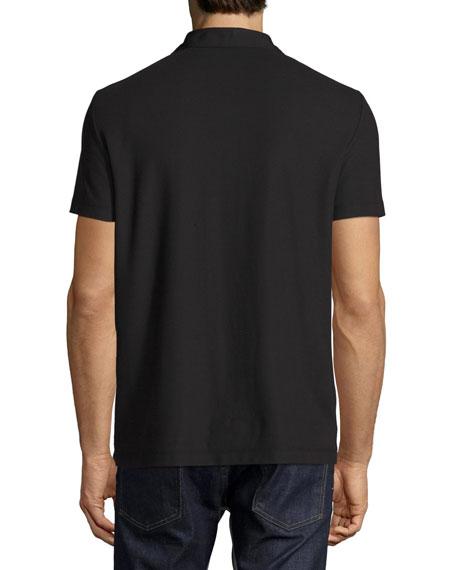 Milten Core Pique Polo Shirt