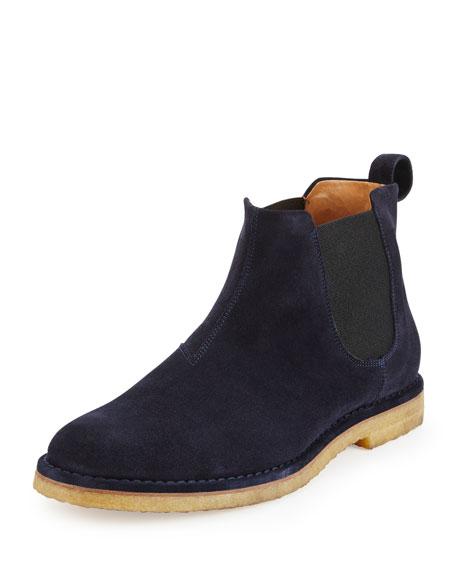 Vince Men's Sawyer Suede Chelsea Boots