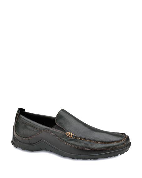Tucker Venetian Loafer, Black