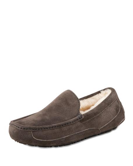 Ascot Slipper, Charcoal