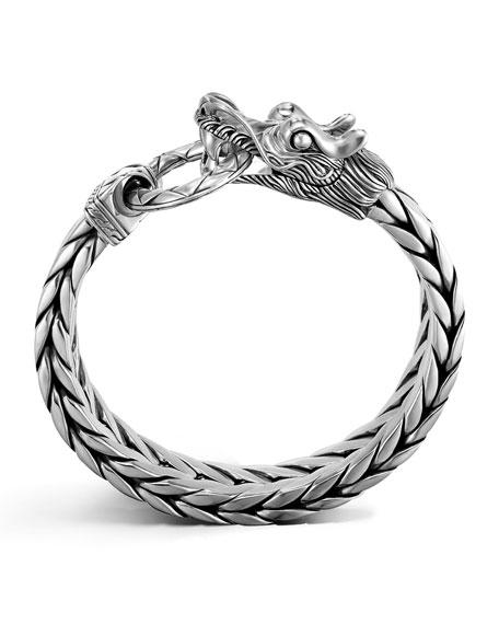 Men's Legends Naga Dragon Bracelet, Large
