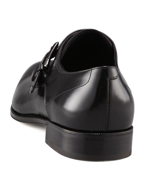 Cipro Monk-Strap Loafer