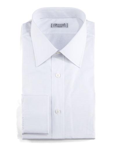 Charvet Poplin Dress Shirt