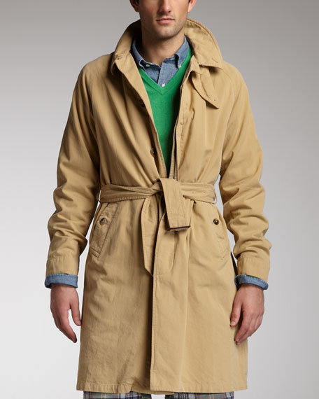 Medway Walking Coat