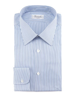 Charvet Striped Dress Shirt