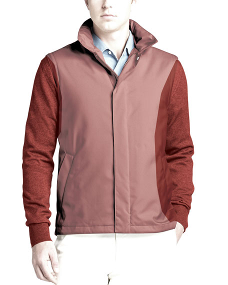 Windstorm Convertible Sailing Jacket