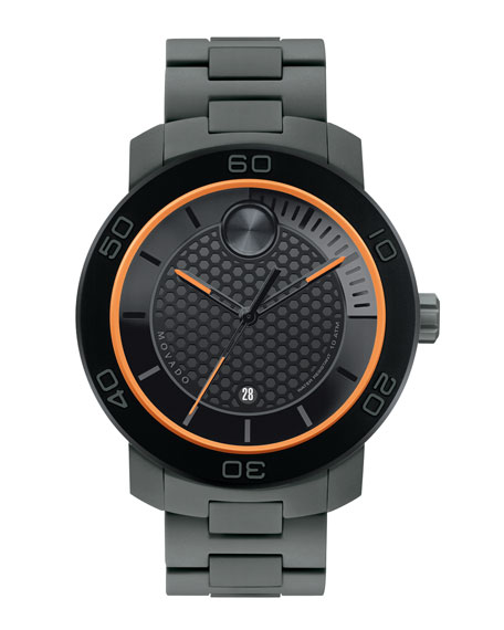 XL Bold Titanium Watch