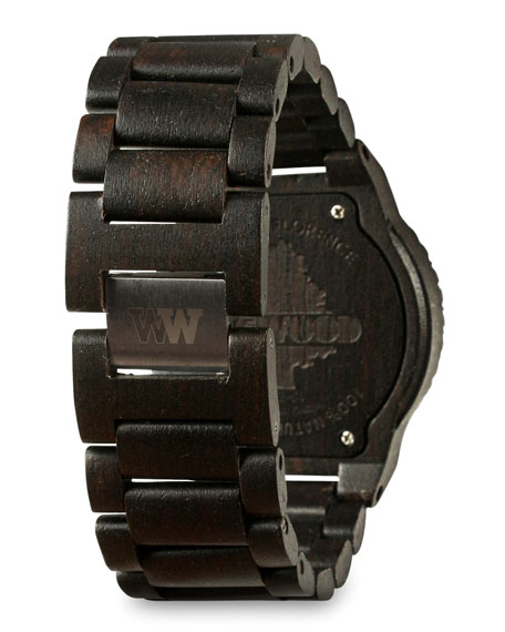 Voyage Blackwood Watch, Black