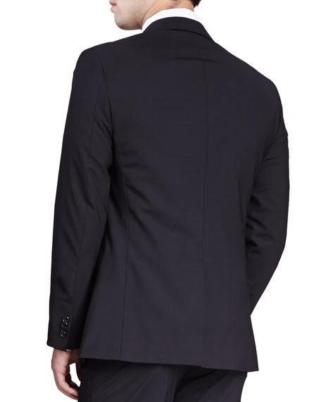 Wellar  New Tailor  Blazer, Black