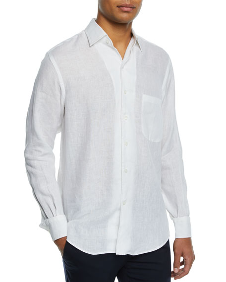 Loro Piana Andre Button-Down Shirt