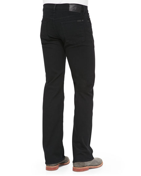Men's Luxe Performance: Standard Nightshade Jeans