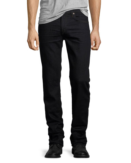 J Brand Men's Tyler Resin Jeans