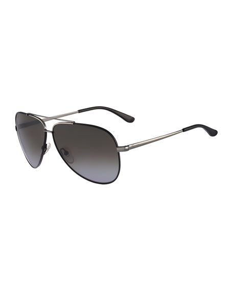 Salvatore Ferragamo Aviator Sunglasses