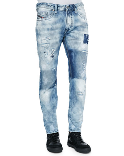 Thavar 840S DNA Distressed Jeans