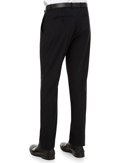 Kody 2 New Tailor Suit Pants, Black
