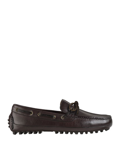 Image 2 of 4: Cole Haan Grant Camp Moc Driver, Brown