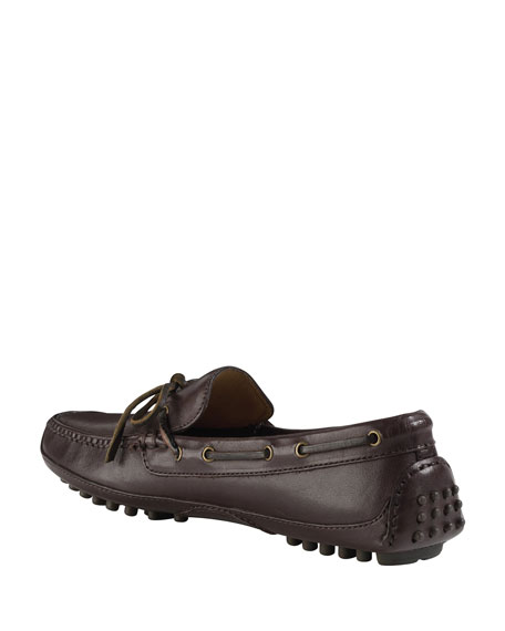 Image 3 of 4: Cole Haan Grant Camp Moc Driver, Brown