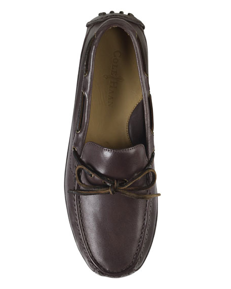 Image 4 of 4: Cole Haan Grant Camp Moc Driver, Brown