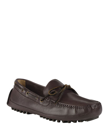 Image 1 of 4: Cole Haan Grant Camp Moc Driver, Brown