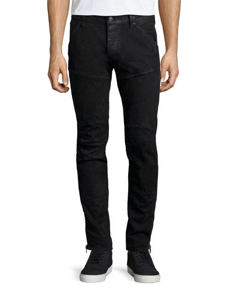 G-Star 5620 3D Aged Cobler Thys Jeans, Indigo