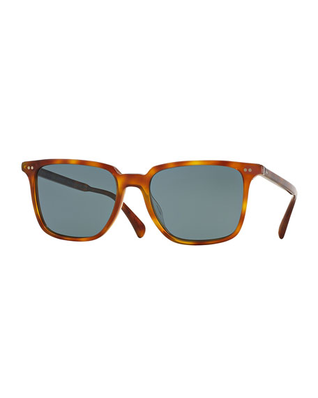 Oliver Peoples OPLL Sun 53 Photochromic Sunglasses, Light