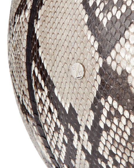 Regulation-Size Python Basketball, Cream