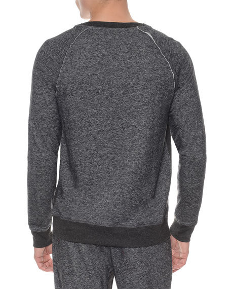 Terry Crewneck Sweatshirt