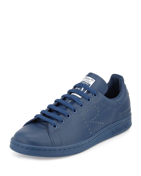 Stan Smith Blue Leather