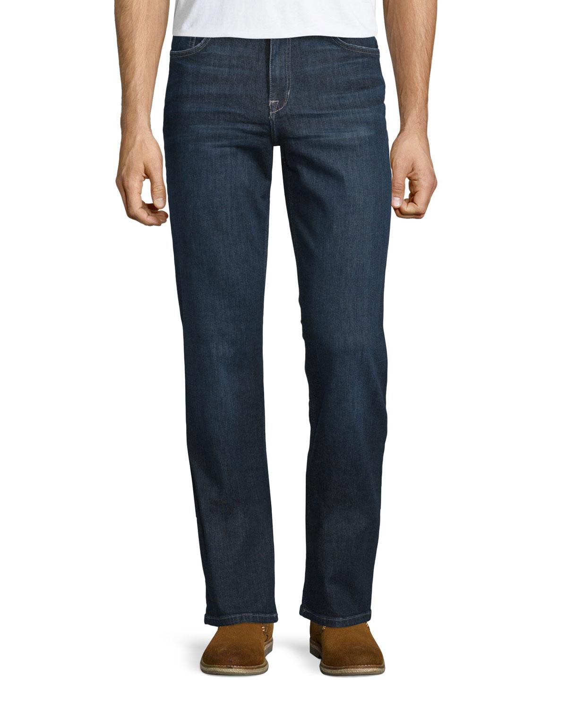 23c9f7cf031 Joe's Jeans Men's Brixton Kassidy Eco-Friendly Denim Jeans, Dark ...