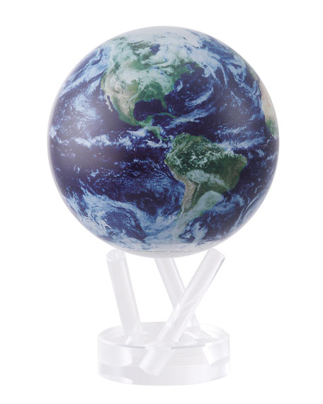 "MOVA 4.5"" Globe with Satellite View"