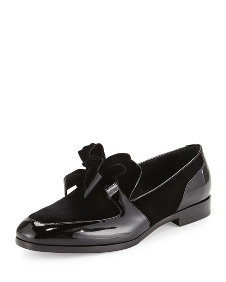 Jimmy Choo Fred Men's Formal Patent Leather Shoe