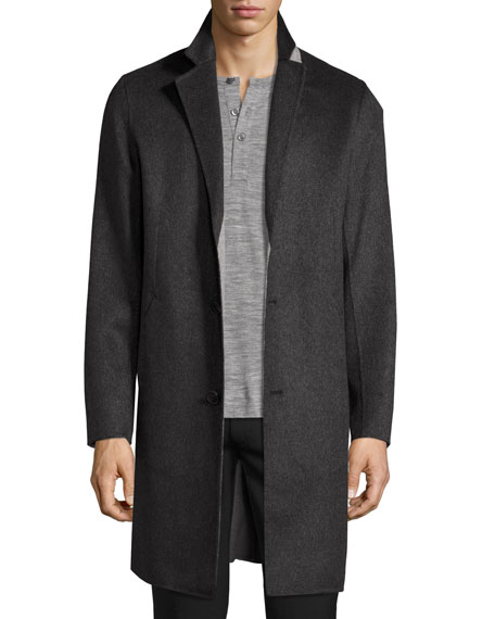 Theory Delancey Double Face Cashmere Coat Neiman Marcus