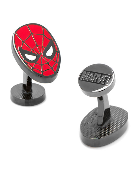Cufflinks Inc. Spider-Man Head Cuff Links